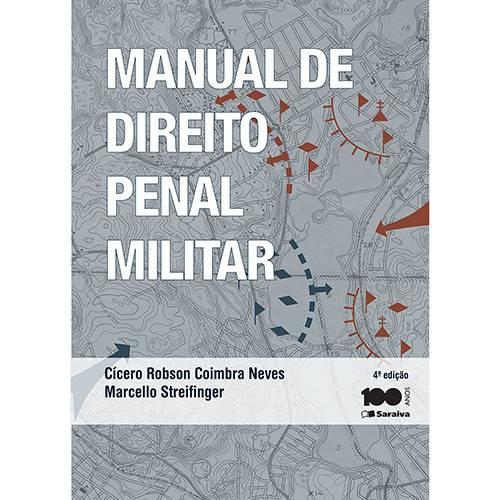 Livro - Manual de Direito Penal Militar