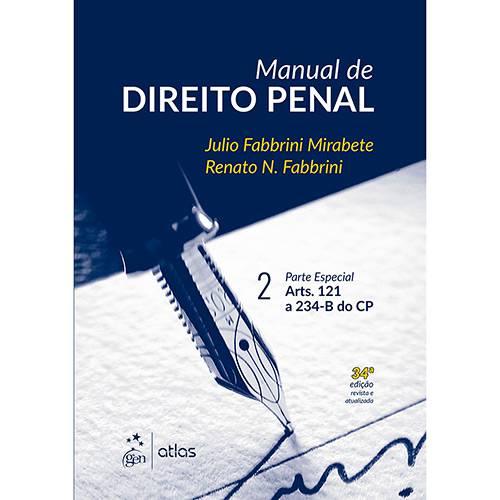 Livro - Manual de Direito Penal