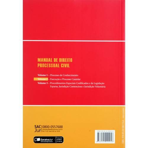 Livro - Manual de Direito Processual Civil - Volume 2