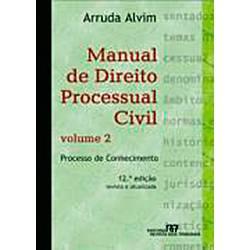 Livro - Manual de Direito Processual Civil