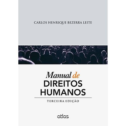 Livro - Manual de Direitos Humanos
