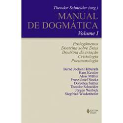 Livro - Manual de Dogmática - Vol. I