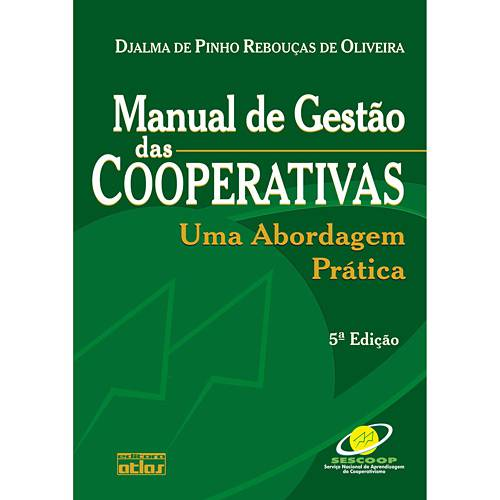Livro - Manual de Gestão das Cooperativas - Abordagem Prática
