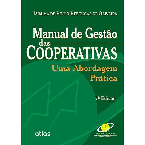 Livro - Manual de Gestão das Cooperativas: uma Abordagem Prática
