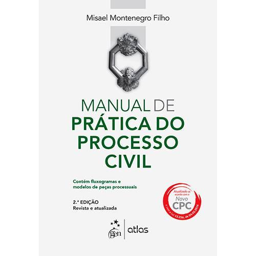 Livro - Manual de Prática do Processo Civil