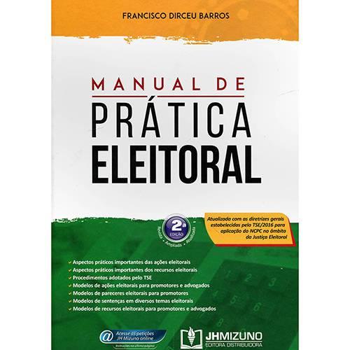 Livro - Manual de Prática Eleitoral