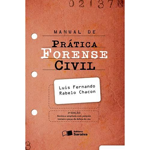 Livro - Manual de Prática Forense Civil