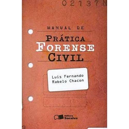 Livro - Manual de Pratica Forense Civil