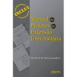 Livro - Manual de Projetos de Extensão Universitária