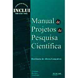 Livro - Manual de Projetos de Pesquisa Científica