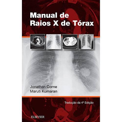 Livro - Manual de Raios-x de Tórax