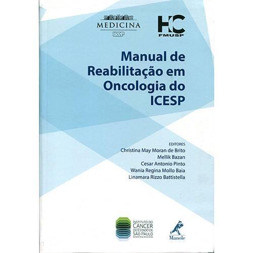 Livro - Manual de Reabilitação em Oncologia do ICESP