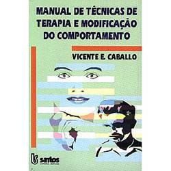 Livro - Manual de Técnicas de Terapia e Modificação do Comportamento
