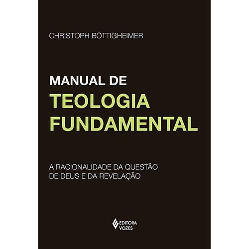 Livro - Manual de Teologia Fundamental