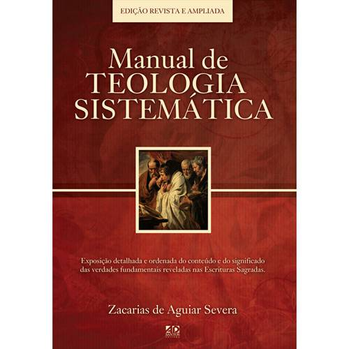 Livro - Manual de Teologia Sistemática