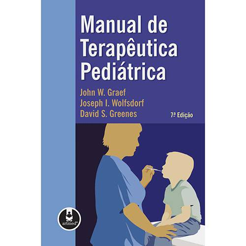 Livro - Manual de Terapêutica Pediátrica