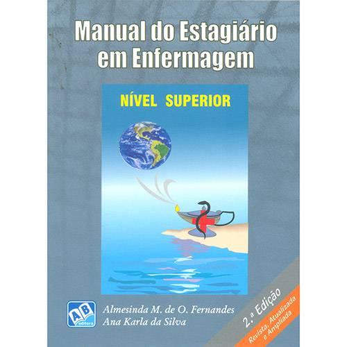Livro - Manual do Estagiário em Enfermagem: Nível Superior