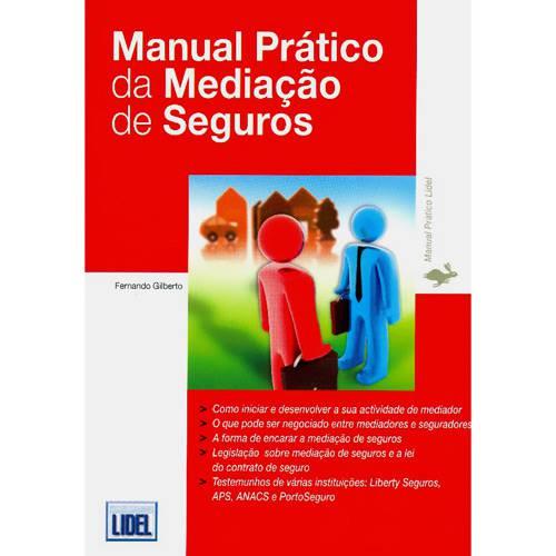 Livro - Manual Prático da Mediação de Seguros