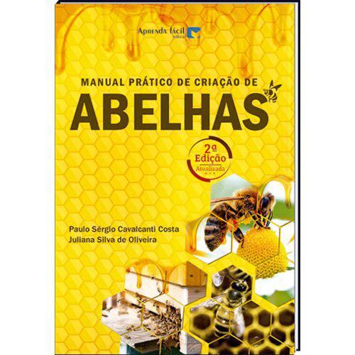 Livro Manual Prático de Criação de Abelhas