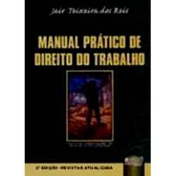 Livro - Manual Prático de Direito do Trabalho