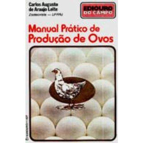 Livro Manual Prático de Produção de Ovos