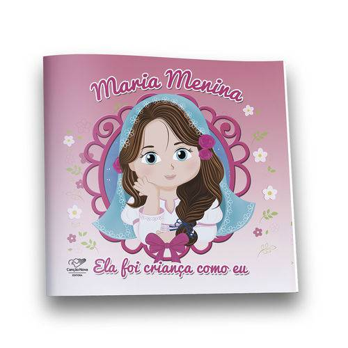 Livro Maria Menina