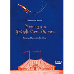 Livro - Marion e o Grande Circo Onírico