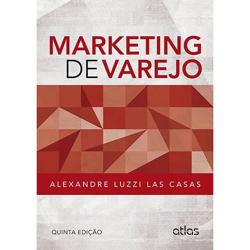 Livro - Marketing Varejo
