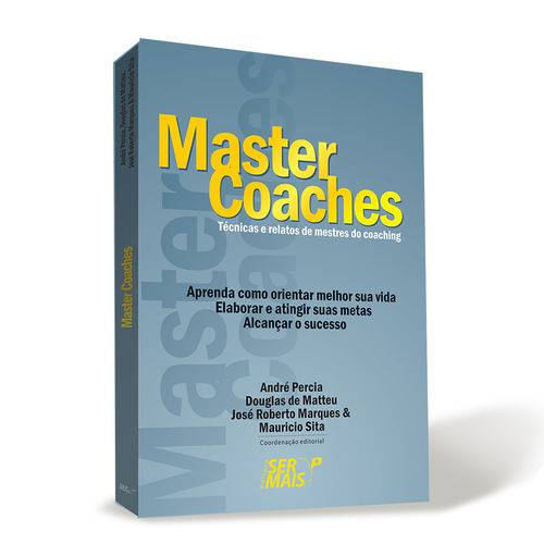 Livro - Master Coaches