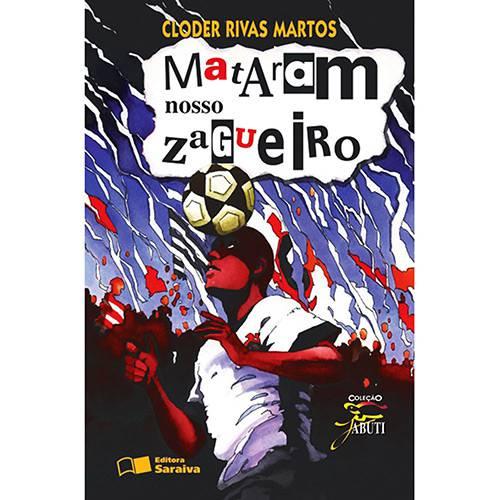 Livro - Mataram Nosso Zagueiro