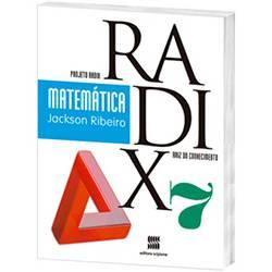 Livro - Matemática - 7º Ano - Coleção Projeto Radix