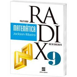 Livro - Matemática - 9º Ano - Coleção Projeto Radix