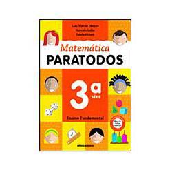 Livro - Matemática ParaTodos - 3ª Série