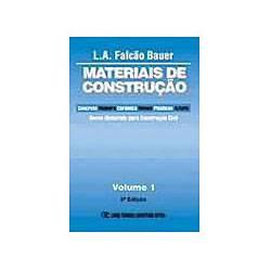 Livro - Materiais de Construçao, V.1