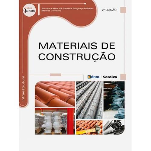 Livro - Materiais de Construção