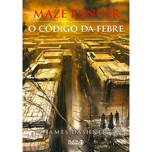 Livro - Maze Runner: o Código da Febre