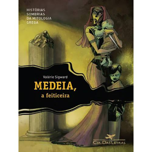 Livro - Medeia, a Feiticeira