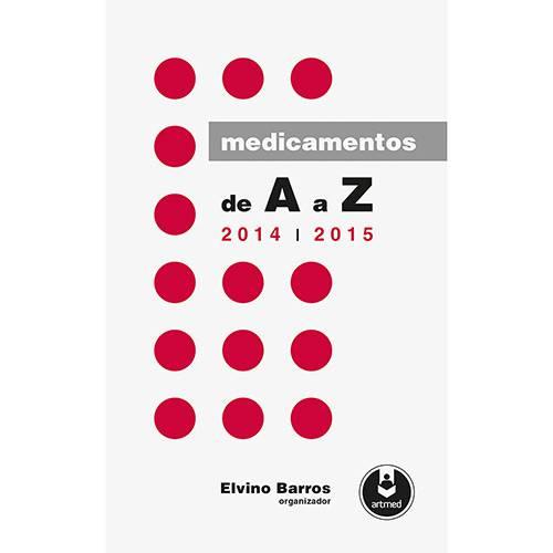 Livro - Medicamentos de a A Z: 2014, 2015
