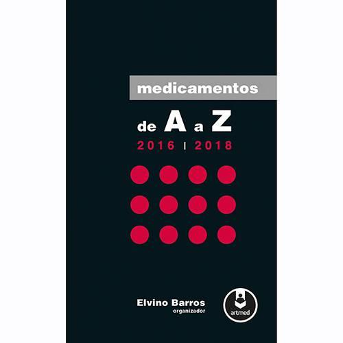 Livro - Medicamentos de a A Z 2016-2018