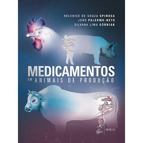 Livro - Medicamentos em Animais de Produção