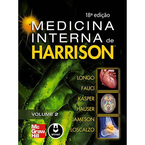 Livro - Medicina Interna de Harrison (2 Volumes)