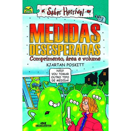 Livro - Medidas Desesperadas