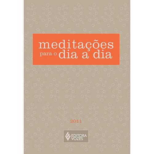 Livro - Meditações para o Dia a Dia 2011