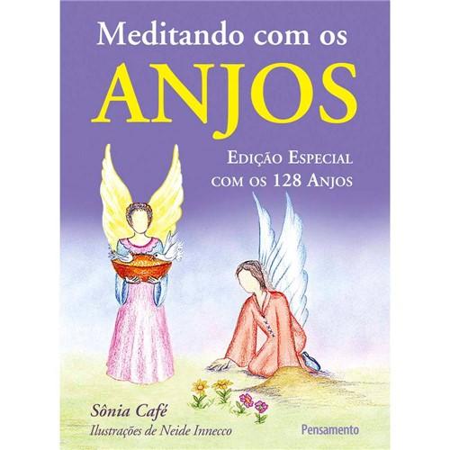 Livro - Meditando com os Anjos: Edição Especial com os 128 Anjos