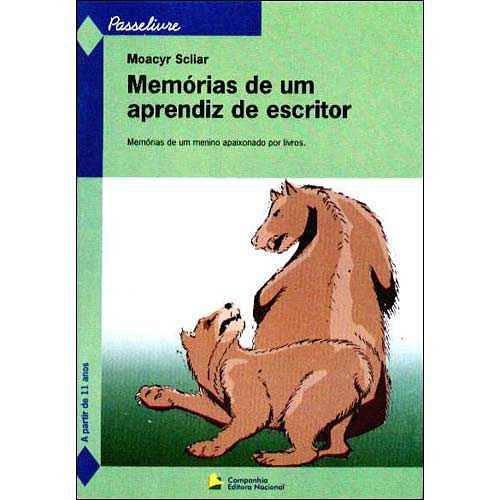 Livro - Memórias de um Aprendiz de Escritor