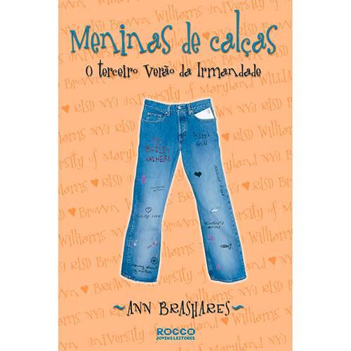 Livro - Meninas de Calças: o Terceiro Verão da Irmandade