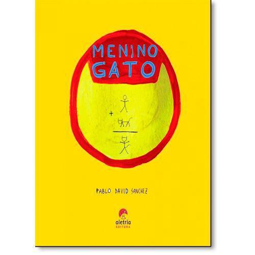 Livro - Menino Gato