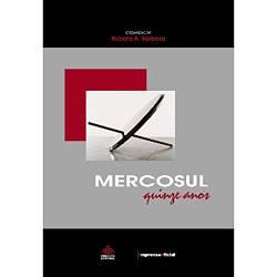 Livro - Mercosul: Quinze Anos