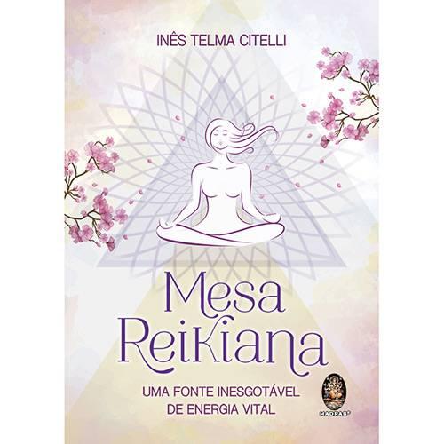 Livro - Mesa Reikiana