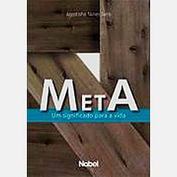 Livro - Meta - um Significado para a Vida